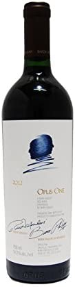 Opus One - Napa Valley 2012 6 x Bouteille (75 cl)