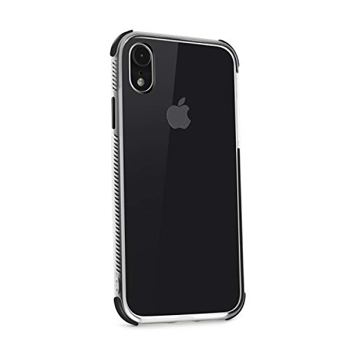 UNIYA iPhone XR 6.1 inch Case, Slim Fit Ultra Thin Protection TPU+TPE Series (Black) (Best Postcard App Iphone)