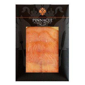 (Hand-Sliced Scottish Smoked Salmon)
