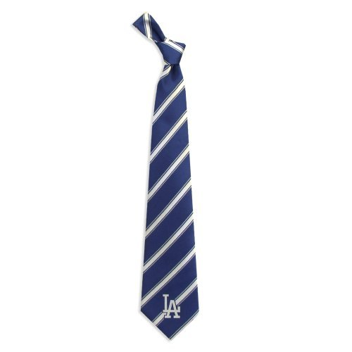 Los Angeles Dodgers Woven Polyester Necktie