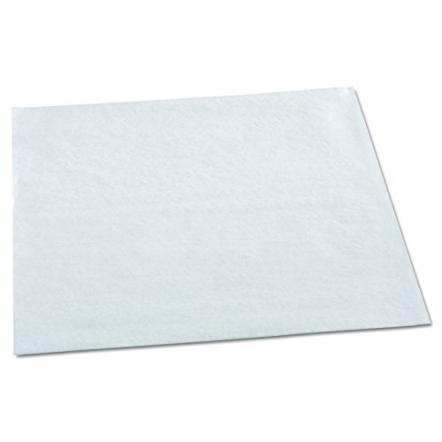Marcal 8223 Deli Wrap Dry Waxed Paper Flat Sheets, 15 x 15, White, Pack of 1000 (Case of 3 Packs) (Sheets White 1000)