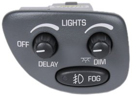 ACDelco D1514H GM Original Equipment Ebony Instrument Panel Dimmer Module D1514H-ACD