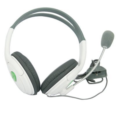 Headset with Microphone for Xbox 360 image