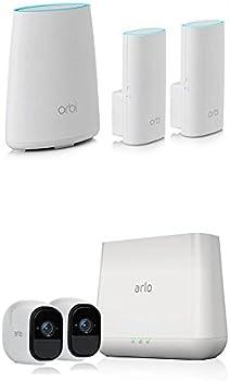 Netgear Orbi RBK33 Home WiFi System + Video Server
