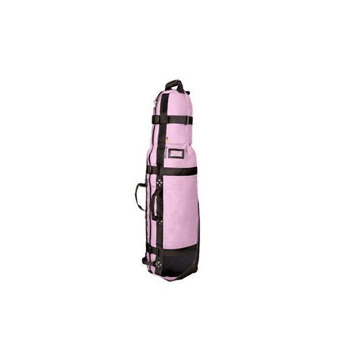 Club Glove Last Bag Collegiate Golf Travel Cover (Pink Champagne)