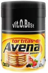 Tortitas de Avena en Polvo - Combinado de Carbohidratos ...