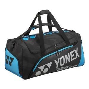 Yonex - Pro Tour Travel Tennis Bag Black and Blue - (BAG9830BL) by Yonex