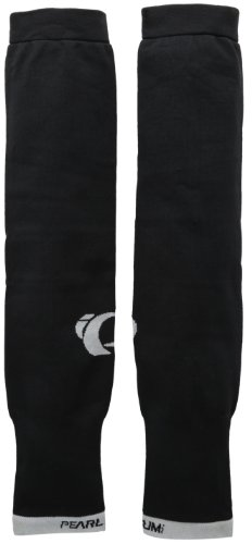 Bicycle Arm Warmers (Pearl Izumi Select Thermal Lite Arm Warmer, Black/White, Large)