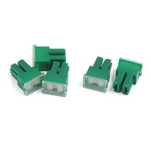Best buy BARGAIN HOUSE Case Female Plug Blade Cartridge PAL Block Fuse, Amp, Green, Pieces