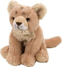 Wild Republic Lion Baby Plush, Stuffed Animal, Plush Toy, Gifts for Kids, Cuddlekins 8 Inches