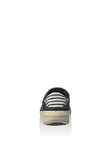 Supernavy De Zapatos Fitflop Superloafer Lona Supernavy