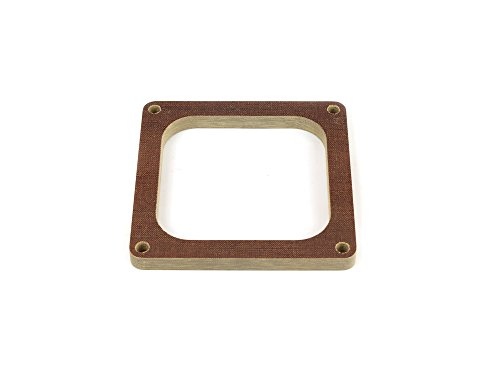 Canton Racing 85-202 Phenolic Carburetor Spacer for 4500 Holley Open 1/2