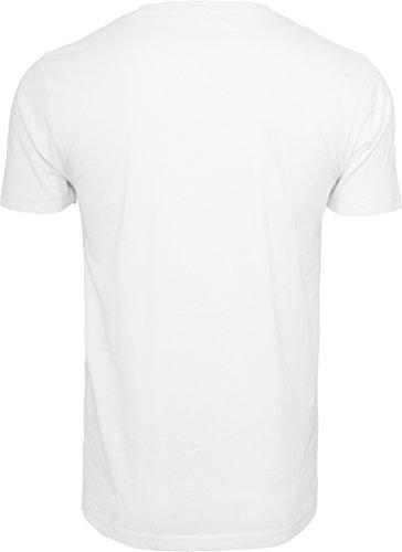 Mister Thé Messieurs misuq shirt T Nasa White Worm rrqT8dF