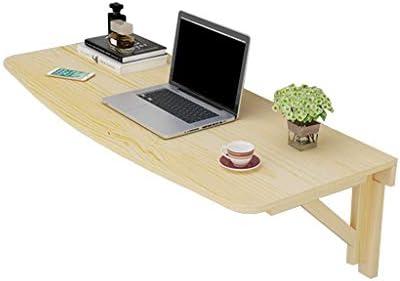YAXIAO Mesa Mesa Plegable for Montaje en Pared, Mesa de Trabajo, Mesa de Comedor, Mesa de Trabajo, Mesa de Comedor, Mesa de Comedor y Mesa de Comedor (Size : 80×40cm): Amazon.es: Hogar