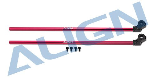 ALIGN H15T002ARW 150 Tail Boom-Red
