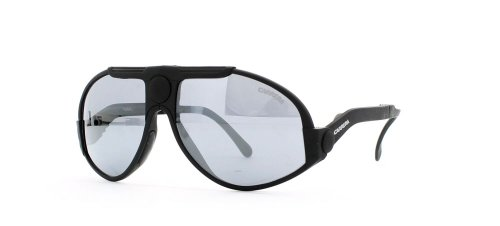 Carrera 5586 90 Black Authentic Men - Women Vintage - Carrera Sunglasses Authentic
