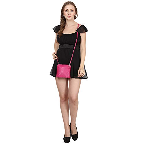 Italian Made Shoulder Small Branded Bag a Leather Pink Includes Handbag Hand Cross Bag Blue Body Storage Micro Protective Bag qrSrEz