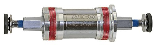 Bracket Torque Bottom Cups (Neco 68 x 110.5 mm SRQ/JIS Aluminum Sealed Cartridge Bottom Bracket ENG with Bolts)