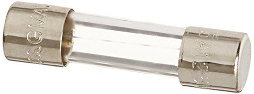 Cooper Bussmann BP/GMA-5XM 5Pk 5A XMAS Glass Fuse, 5 Amp from Cooper Bussmann