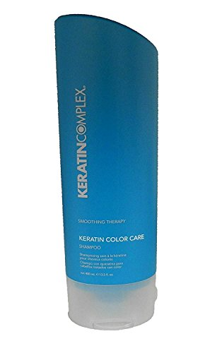Keratin Complex Smoothing Therapy Keratin Color Care Shampoo - 13.5 Oz -