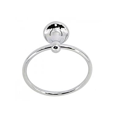 Waterfront Towel Ring (Matte Black)