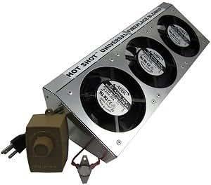 Amazon Com Hotshot 330 Cfm Fireplace Blower Speed