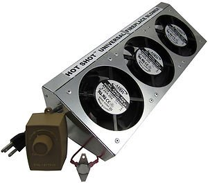 Amazon.com: Hotshot 330 CFM Fireplace Blower + Speed control ...