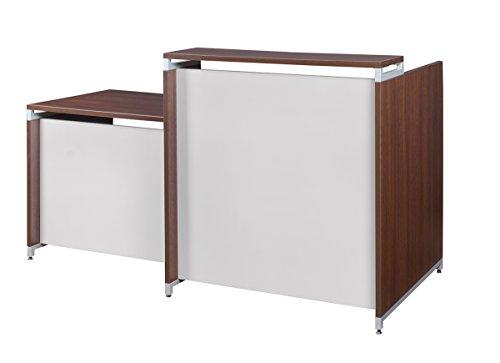 OneDesk Reception Desk Shell- Java -