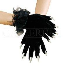 GALLERIE II C&F Ent. Halloween Spider Gloves -
