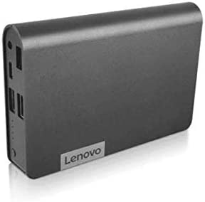 Lenovo USB-C Laptop Power Bank 14000 mAh with 2 x USB-A Ports,G0A3140CWW