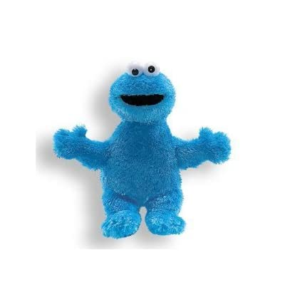 Cookie Monster Plush - Cookie Monster Stuffed Animal (13 Inch): Toys & Games