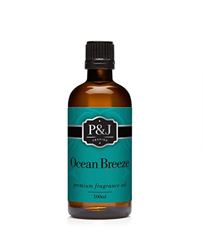Ocean Breeze Fragrance Oil - Premium Grade Scented Oil - 100ml/3.3oz