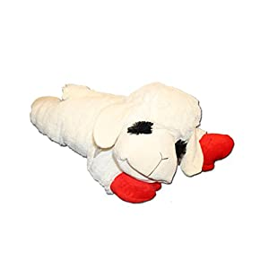 Multipet Lamb Chop Dog Toy 18