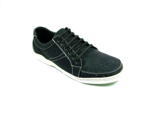 Pipeline Lace Shoes Casual Sneaker Up Black Mens Low Rise qtCg1dwd