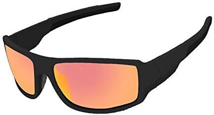 BALYP Gafas de Ciclismo Gafas de Sol Ciclismo Gafas Deportivas Pesca Gafas polarizadas Espejo de Montar Plano a Prueba de Viento para Ciclismo al Aire Libre (Color : All Black): Amazon.es: Hogar