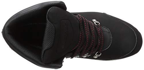 adidas Terrex Pathmaker CP Hiking Boot, Black/Scarlet/Black, 6 D US 5