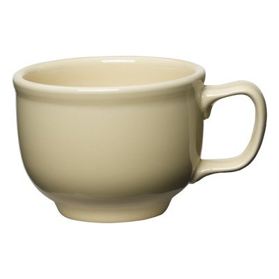 18 oz. Jumbo Cup [Set of 4] Color: Ivory