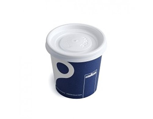 Lavazza - 4oz Espresso Cups & Matching Lids (50 Cups & 50 Lids) (To Go Espresso compare prices)