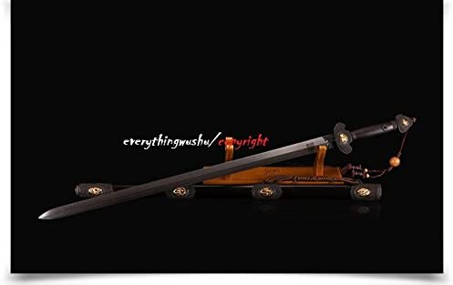 Everythingwushu Promotional Preimum Tai Chi Straight Swords Qing Jian Qing Swords Wushu Swords