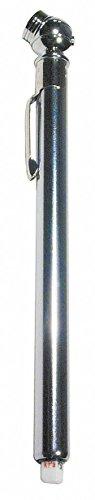 Gauge Pencil Pressure (Westward 2HKY5 Tire Pressure Gauge, Pencil, 75 PSI)