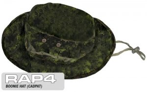 920f93328d5 Image Unavailable. Image not available for. Colour  Rap4 Military Boonie Hat  (CADPAT) (Large Size) - paintball apparel