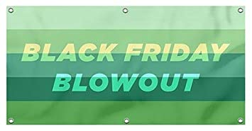 Basic Teal Heavy-Duty Outdoor Vinyl Banner 6x6 CGSignLab Black Friday Sale