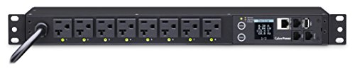 CyberPower PDU41002 Switched PDU, 120V/20A, 8 Outlets, 1U ()