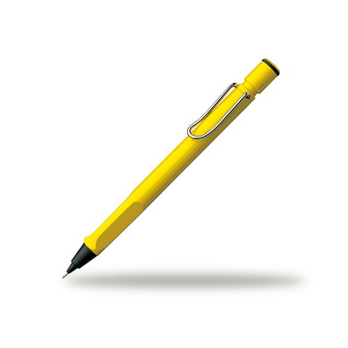 Lamy Safari Mechanical Pencil - Yellow