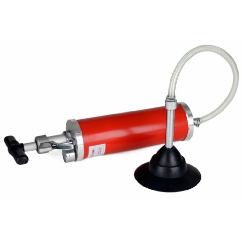 Steel Dragon Tools 95 High-Pressure Compressed Air Plunger Heavy-Duty Toilet Plunger for Drain Lines by Steel Dragon Tools (Image #6)