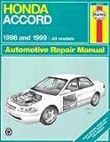 Haynes-Honda Accord 1998-1999