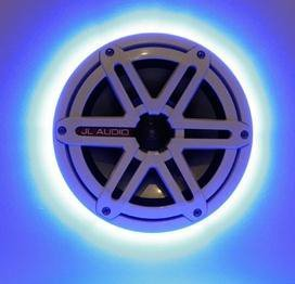 Led Lighted Speaker Rings in US - 1