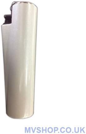 briquet clipper pour pipe acier chrom/é