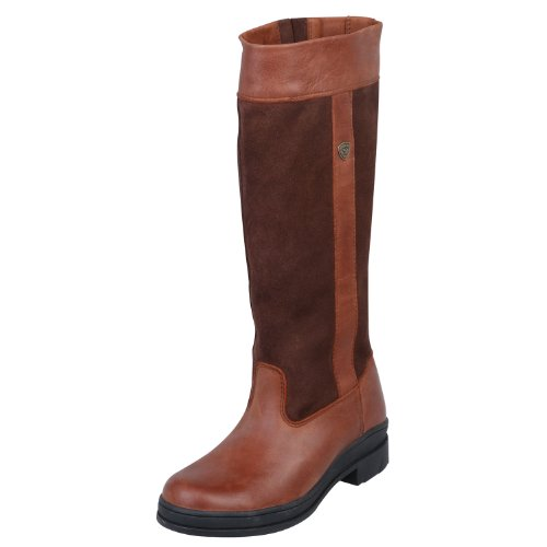 ARIAT Damenstiefel WINDERMERE, chocolate, 6 (39)