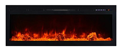 Cheap Modern Flames Spectrum Series Built-in Electric Fireplace (SL50-B) 50-inch Black Friday & Cyber Monday 2019